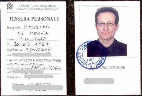 tesseraingegneri Massimo Di Menna