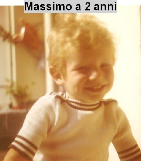 1971 Massimo Di Menna a 2 anni