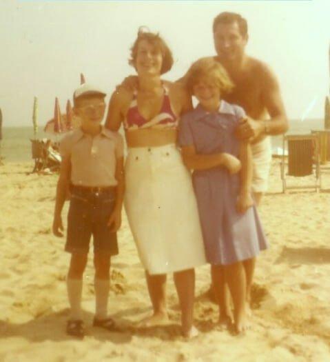 1976 famiglia Massimo Di Menna