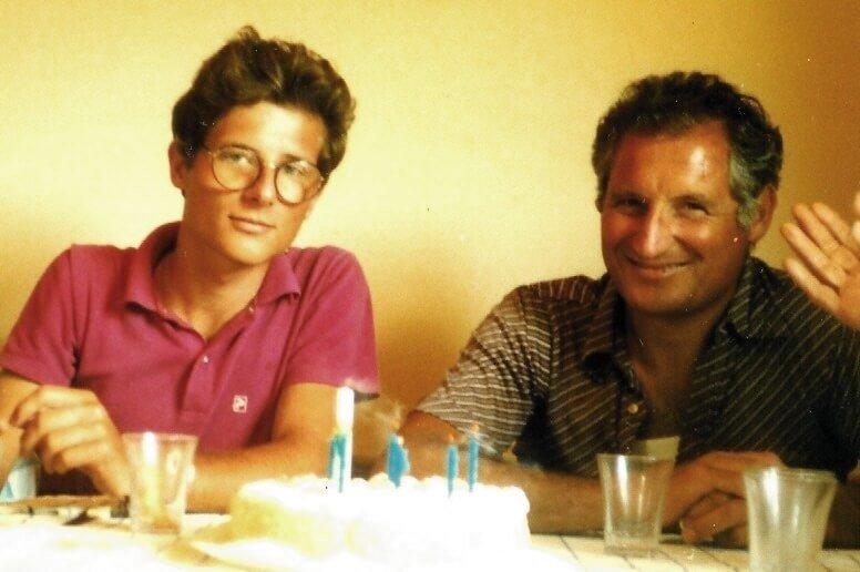1986 festa di compleanno