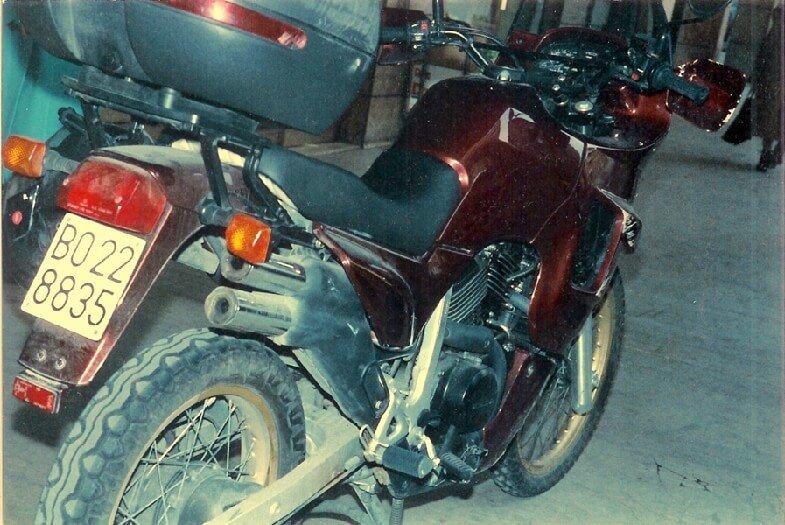 1990 moto