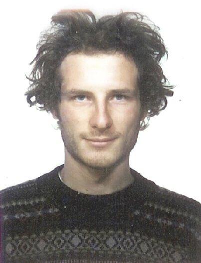 1991 foto tessera Massimo Di Menna