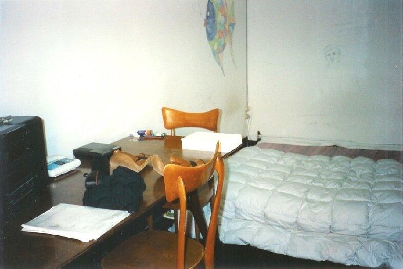 1995 La mia camera