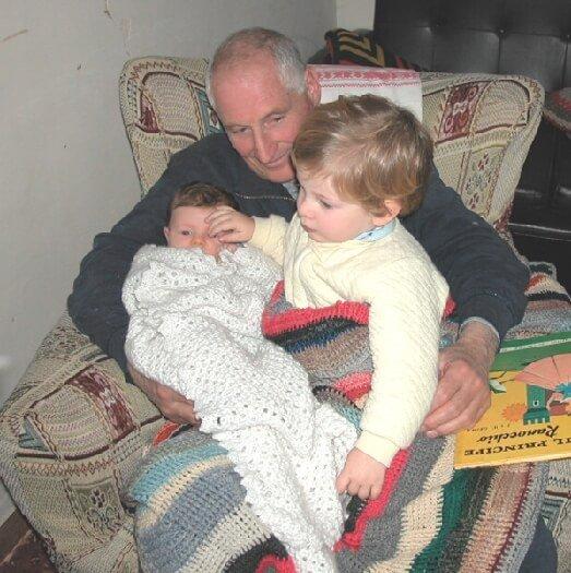 2002 Con Il Nonno