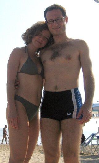 2005 Margherita e Massimo al mare