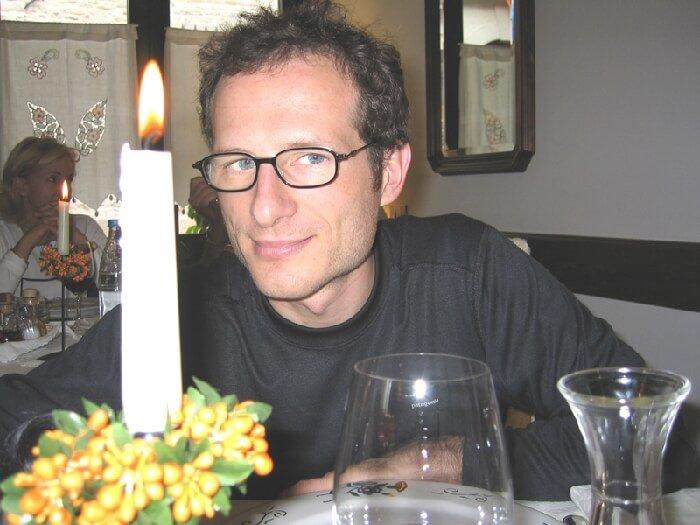 2005 Massimo al ristorante