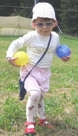 2005 Mia a passeggio