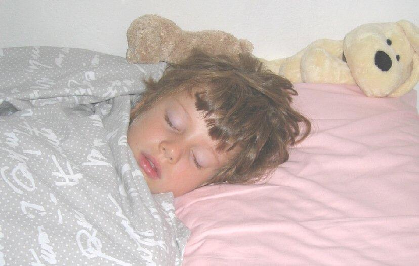 2005 Micol dorme