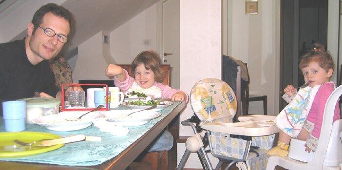 2005 a cena