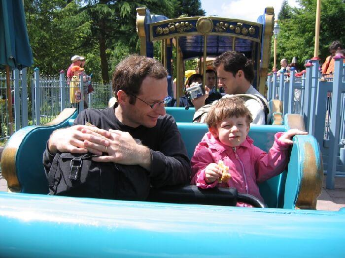 2006 Disneyland