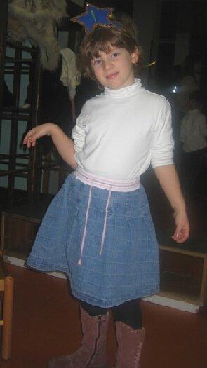 2006 Micol alla festa dell'asilo
