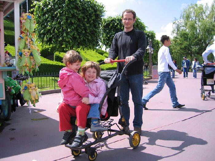 2006 a Disneyland