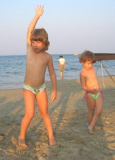2006 balletto al mare