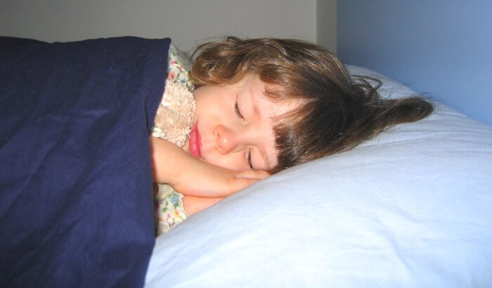 2007 Mia dorme