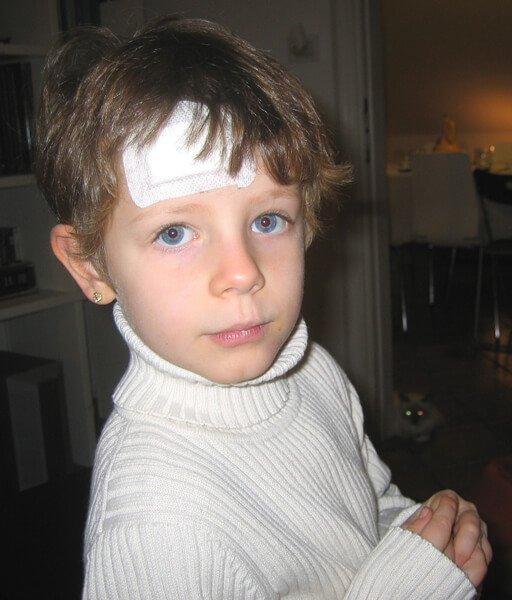 2007 Mia ferita