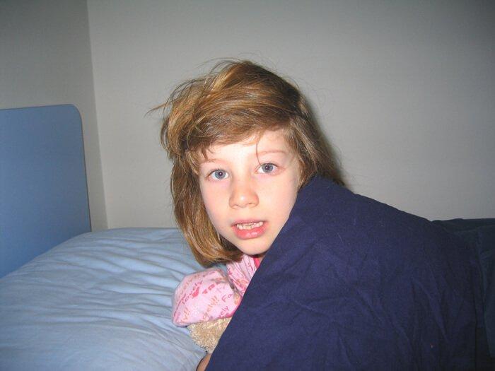 2007 Micol appena sveglia