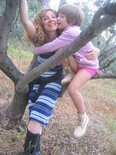 2007 Micol e la mamma