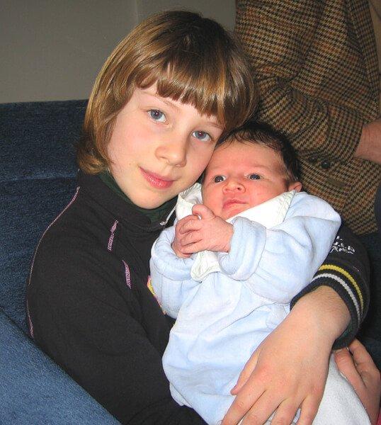 2008 Maia e Micol