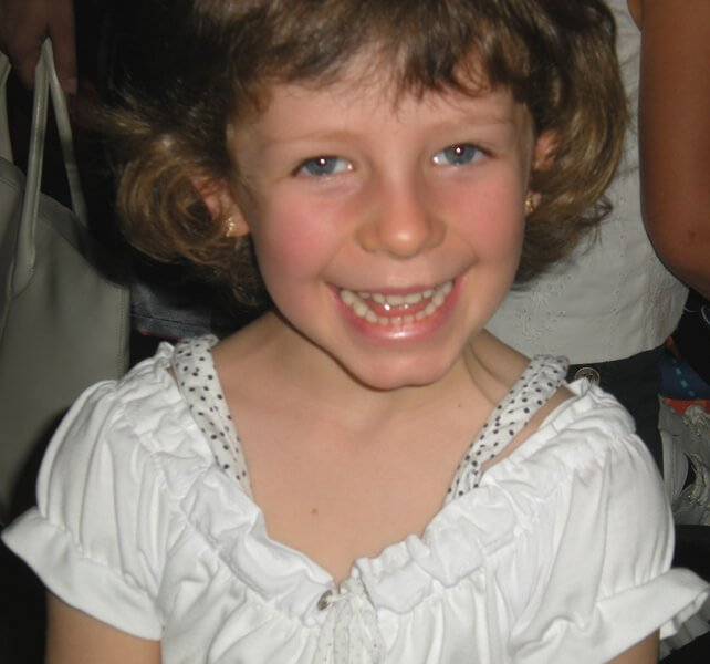 2008 Mia in primo piano