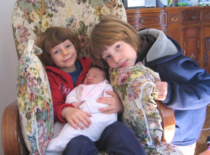 2008 le 3 sorelline