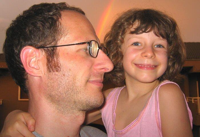 2009 Mia e Massimo arcobaleno