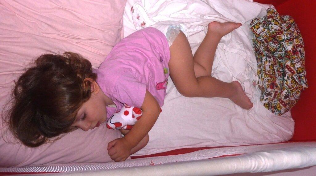 2010 Maia dorme