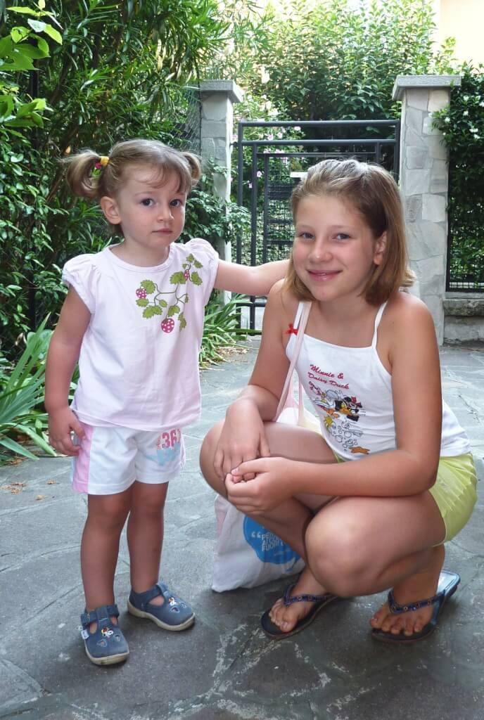 2010 Maia e Micol