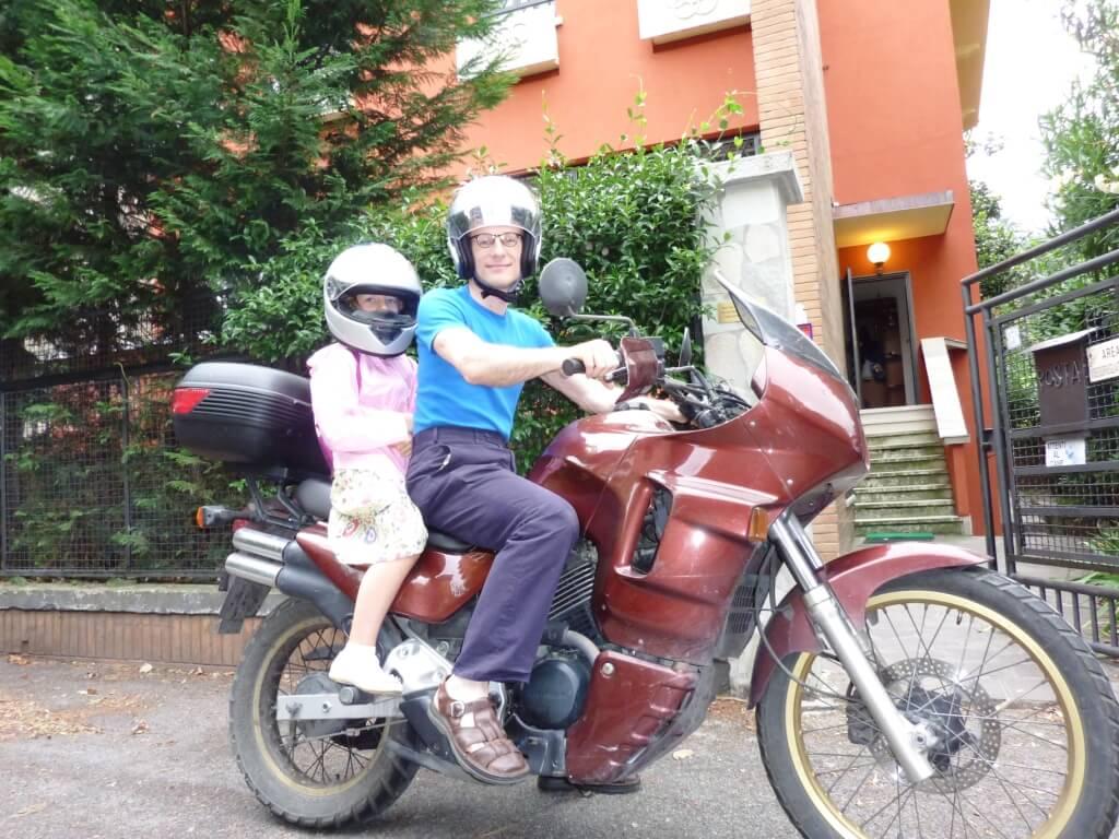 2010 Mia con Massimo