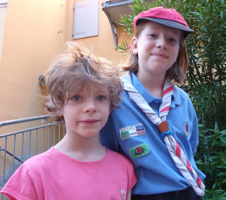 2010 Mia e Micol