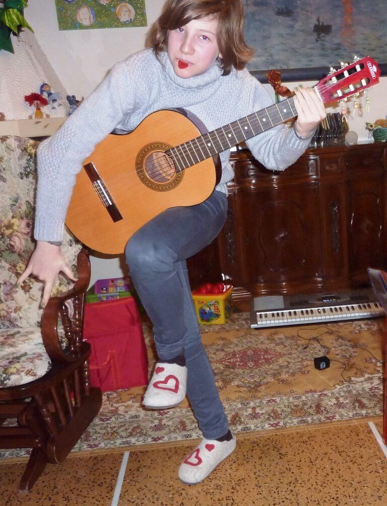 2013 Micol chitarrista